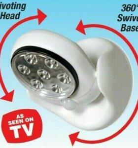 Светодиодная лампа с датчиком движения Light Angеl