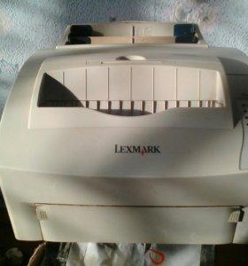 Принтер Lexmark Optra e310