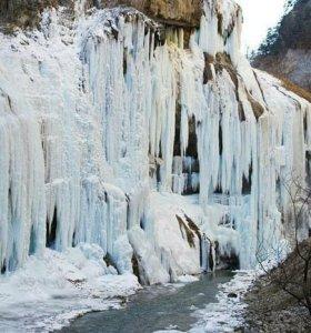 19 ноября- ледяное царство Чегема