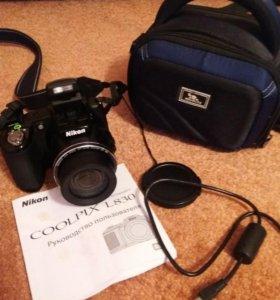 Цифровая фотокамера Nikon Coolpix L830