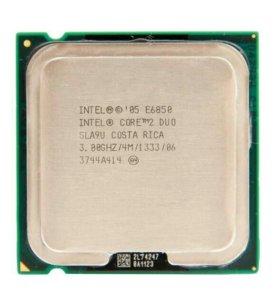 Интел е6850