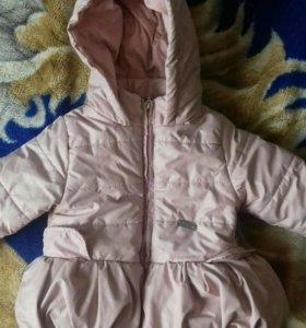 Куртка весна -осень детская