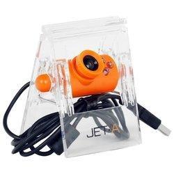 Веб-камера Jet.A Clipper Black