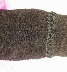 Носки теплые без пятки размер 27