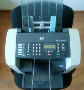 Лазерный МФУ HP LaserJet 3015