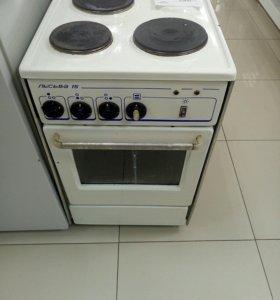 Электроплита Лысьва 15