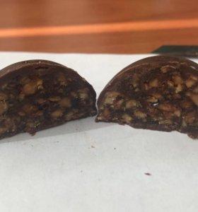 Продам шоколадные конфеты