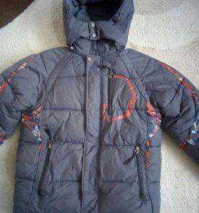 Куртка зимняя. Очень тёплая!!!