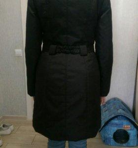 Улеплённое пальто