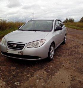 Hyundai Elantra IV (HD)