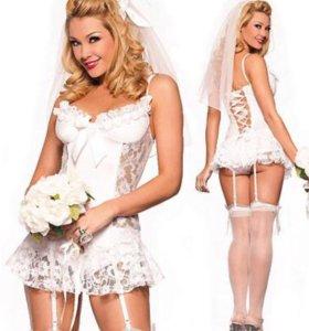 Костюм невеста новый