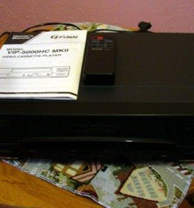 Video cassette player Funai VIP5000HC mkii мастеру