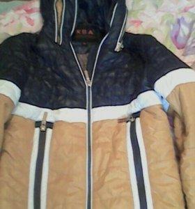 Куртка димисезоная