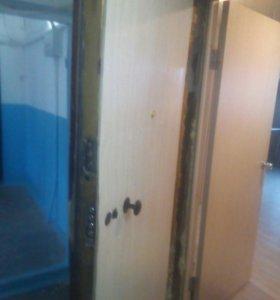 Металлическая дверь