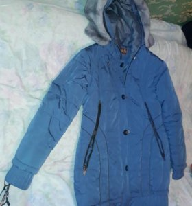 Зимняя куртка, супертёплая