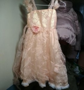 Нарядное платье рост 110-134