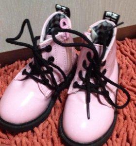 Ботиночки размер 21