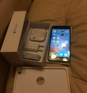 iPhone 6 Plus 16 Gb Space Grey