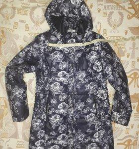 Куртка зимняя для беременных Sweet Mama р. 48