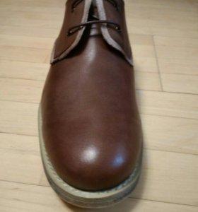 Новые туфли KRUSDAN