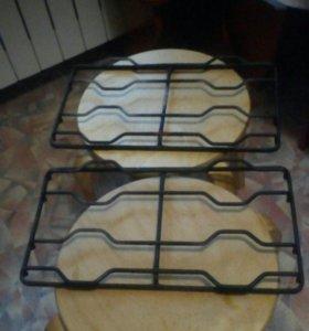 Решётки для газовой плиты.