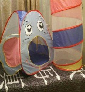 Дет.палатка Слон