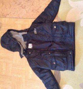 Куртка 7,8 лет
