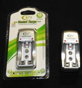 BTY N-821B Зарядное устройство для акб AA/AAA