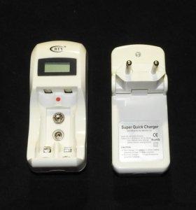 Зарядное устройство для аккумуляторов BTY C902