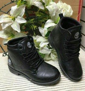 🎀новые ботинки зима 🎀