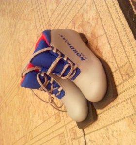 Ботинки лыжные Nordway детские