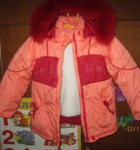 Зимняя куртка OLDOS