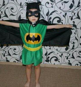 Бэтмэн костюм на новый год