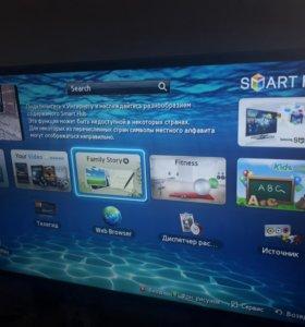 Smart LED tv Samsung UE46ES553