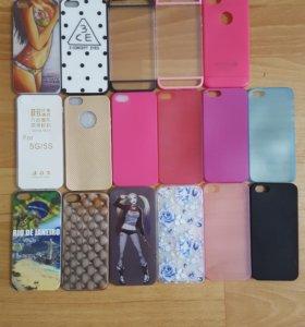 Накладки для iPhone 5/5s