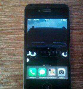 Айфон 4 s 16g