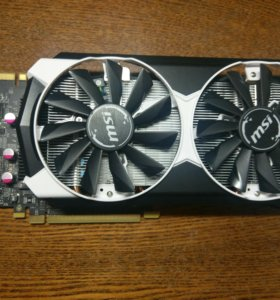 MSI GTX 970 4GB