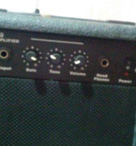 Е-39 Гитарный комбик 10Вт