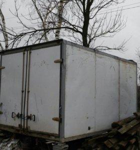 Термо-фургон бытовка