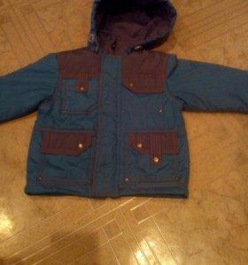 Куртка легкий синтепон