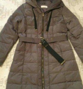 Демисезонное пальто Camaieu на синтепоне р. 48