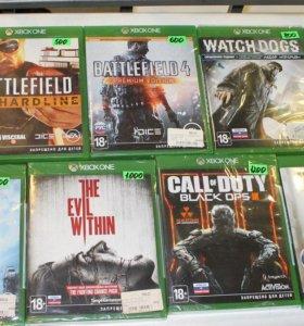 Игры для Microsoft Xbox One