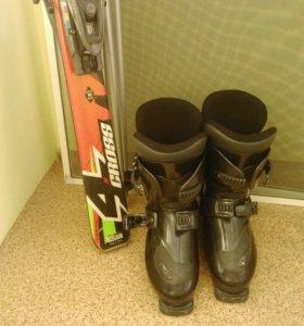 Горные лыжи мужские