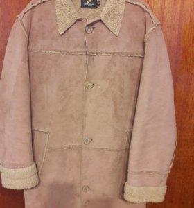 Пальто мужское б/у 48-50