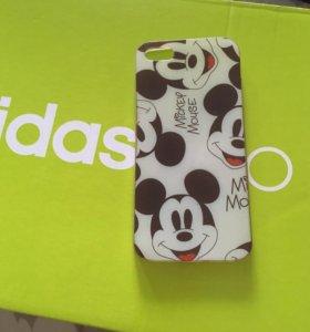 Чехол для iPhone 5,5s,5c, SE