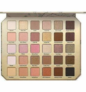 Палетка теней Too Faced NATURAL LOVE EYE SHADOW C