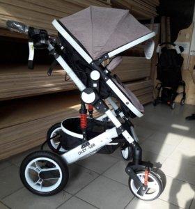 Новая коляска Oley 2в1