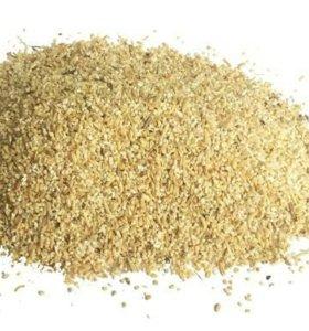 Дробленка, пшеница.