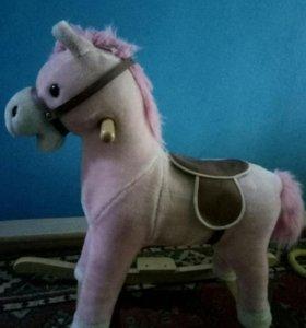 Музыкальная лошадка