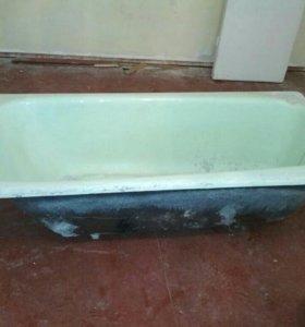 Ванна чугунная бесплатно самовывоз